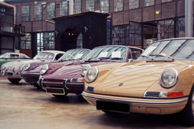 Voitures de collection - Porsches